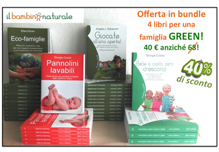 Offerta in bundle: per famiglie green!