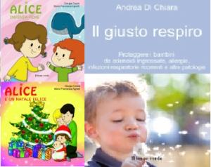 Due nuovi libri illustrati e un titolo dedicato alla salute dei bambini