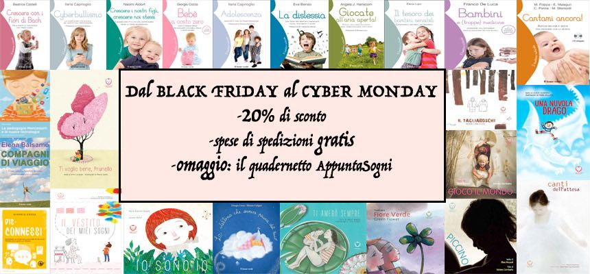 Siete pronti al Black Friday?