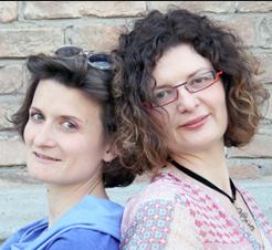 Giulia e Maurizia Pennaroli