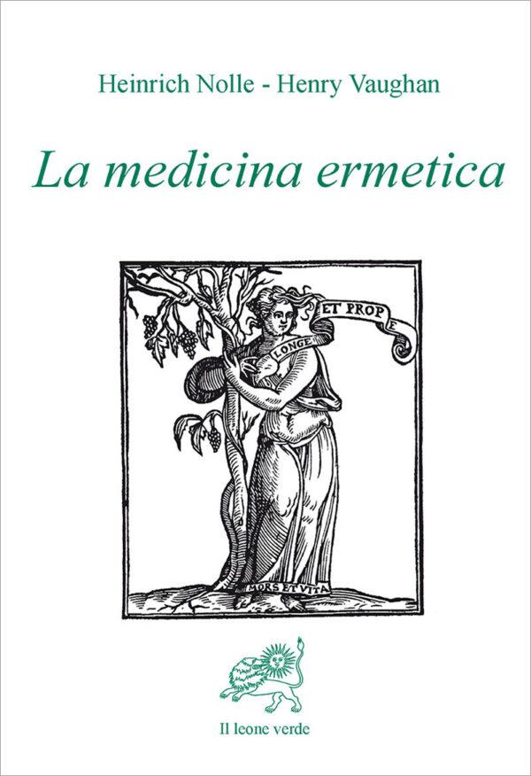 Libro La medicina ermetica