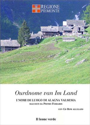 Libro-I nomi di luogo di Alagna Valsesia
