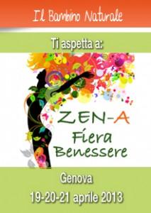 Il leone verde Edizioni e il Bambino Naturale a Genova