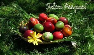 Buona Pasqua ai nostri lettori!