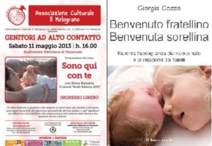 Fratellino in arrivo e attachment parenting con Giorgia Cozza ed Elena Balsamo