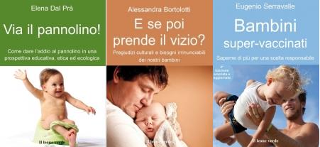 Gli autori del Bambino Naturale in Friuli e Toscana