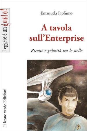 Libro A tavola sull'Enterprise
