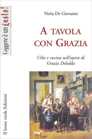 Libro A tavola con Grazia