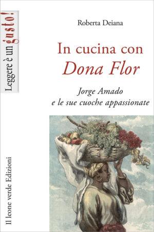 Libro in cucina con Dona Flor