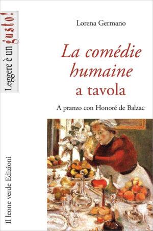 Libro La Comédie humaine a tavola