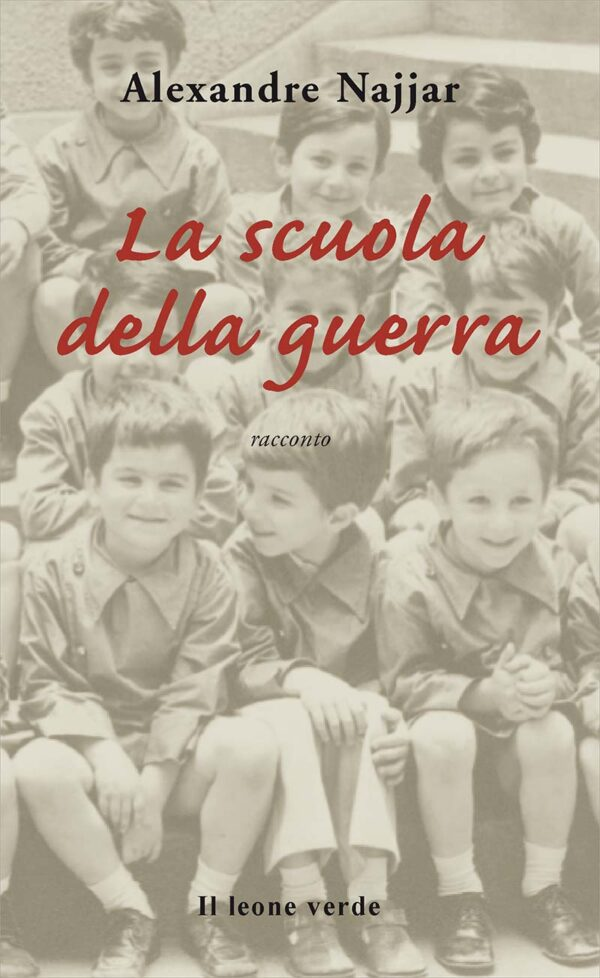 Libro La scuola della guerra