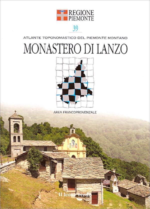 Libro Monastero di Lanzo