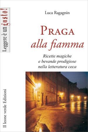 Libro Praga alla fiamma