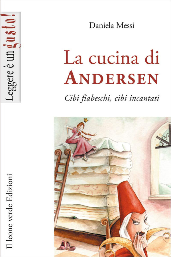 Libro La cucina di Andersen