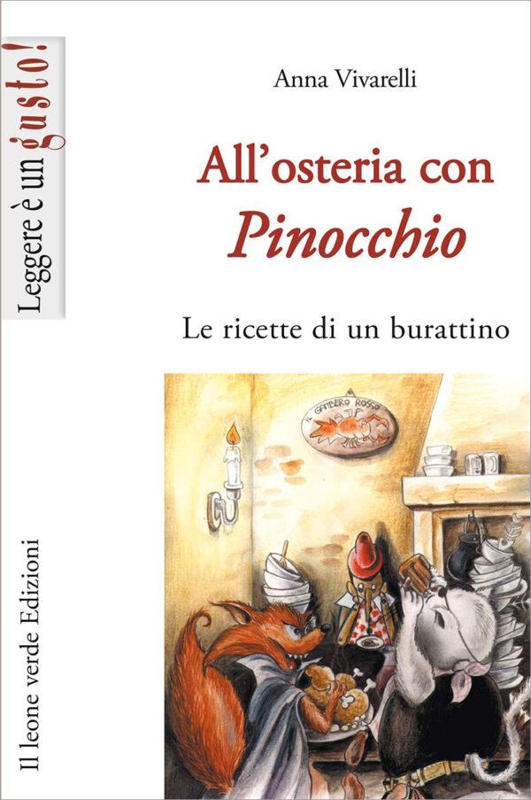 Libro All'osteria con Pinocchio