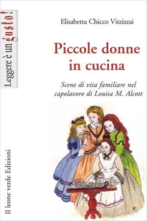 Libro Piccole donne in cucina