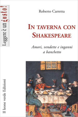 Libro In taverna con Shakespeare