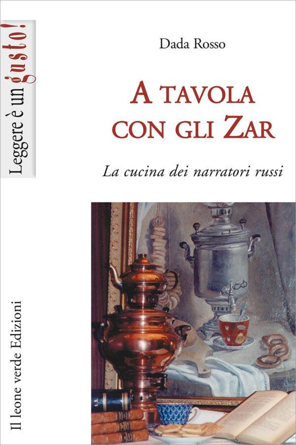 Libro A tavola con gli Zar
