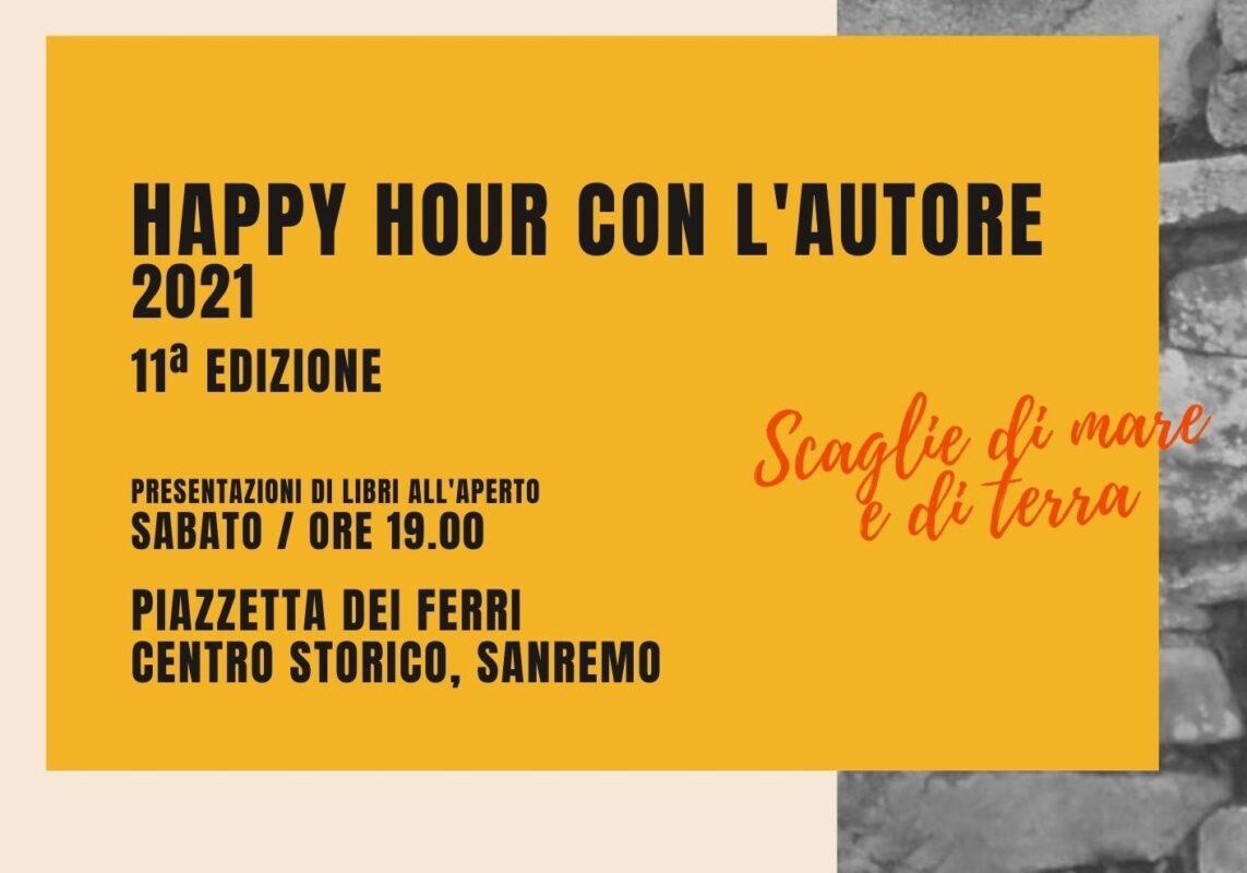 Happy Hour con autore_2021