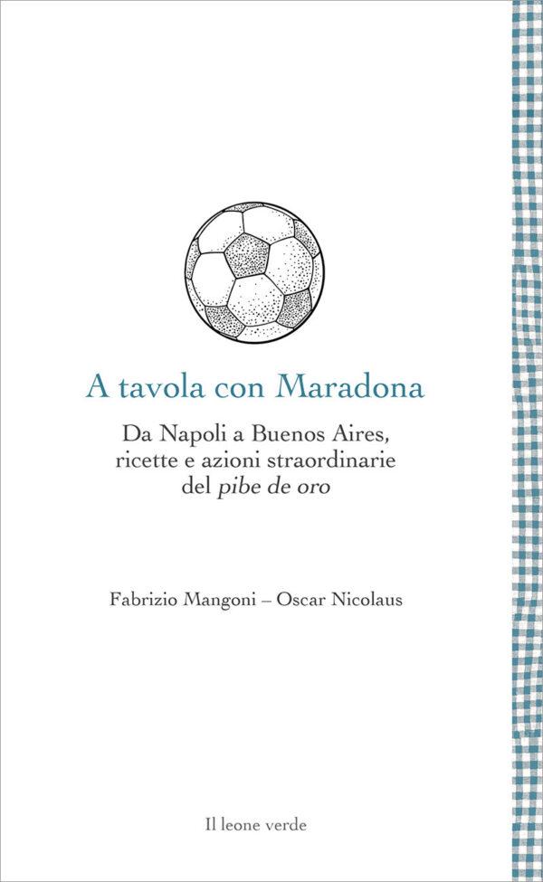 Libro A tavola con Maradona